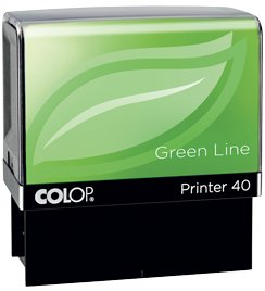 Razítko Colop Printer 40 Green Line