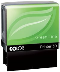 Razítko Colop Printer 30 Green Line